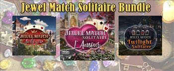 Jewel Match Solitaire Bundle - image