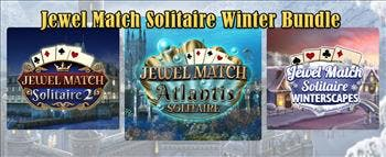 Jewel Match Solitaire Winter Bundle - image