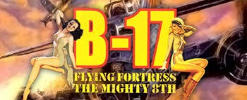 B-17 Flying Fortress: The Mighty 8th - image