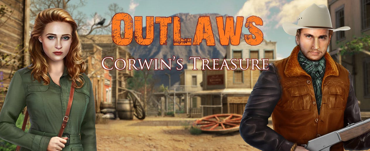 Outlaws: Corwin's Treasure - What treasure did Corwin find? - image
