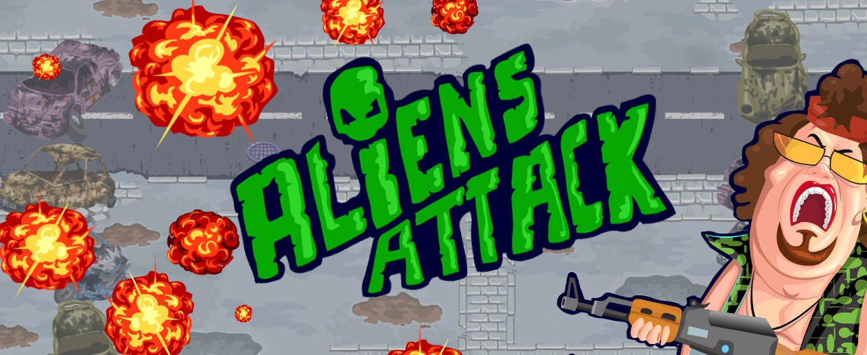 Aliens Attack -  - image