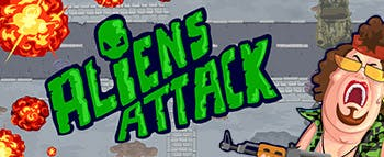 Aliens Attack - image