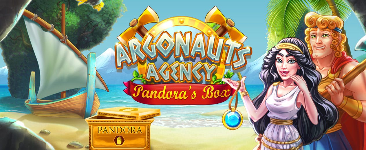 Argonauts Agency: Pandora's Box - Join the Argonauts - image