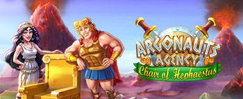 Argonauts Agency: Chair of Hephaestus - image