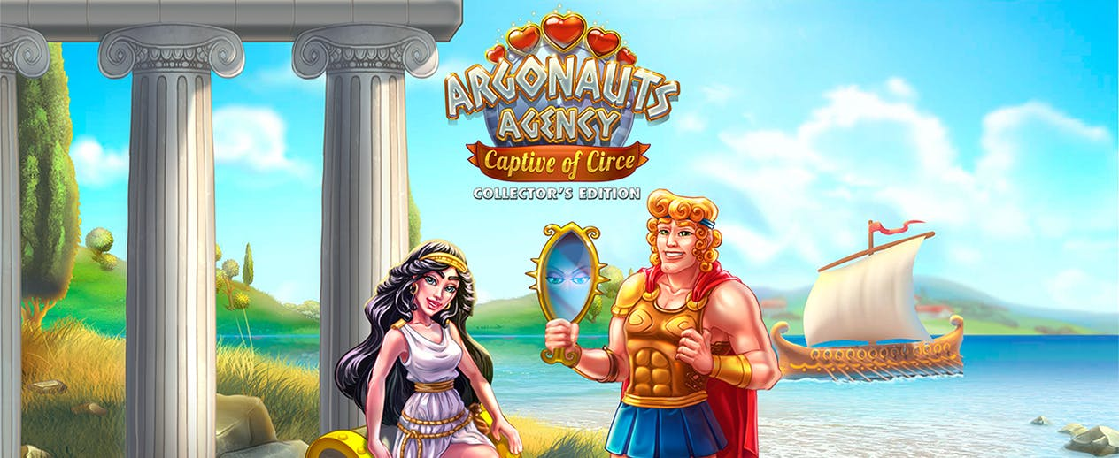 Argonauts Agency: Captive of Circe Collectors Edition - Love, spells, a trap and adventures! - image