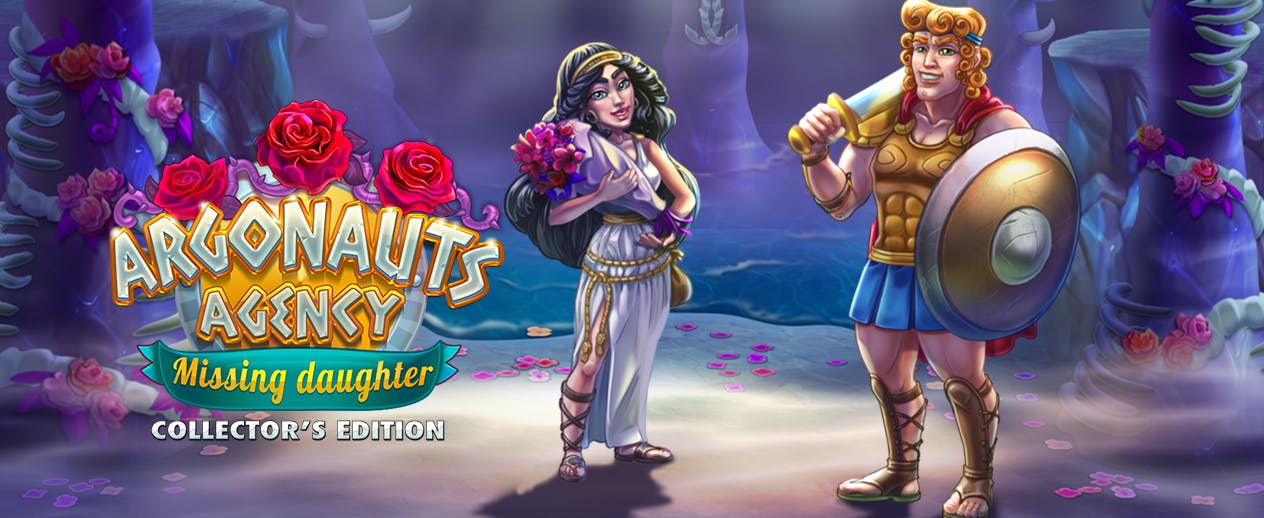 Argonauts Agency: Missing Daughter Collector's Edition - Seek answers from the goddess! - image