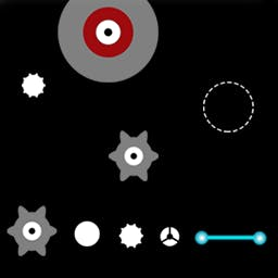 1 Path - In the puzzle game 1 Path, you'll tilt your device to steer a tiny circle around the level to connect the dots. Can you avoid all the obstacles? - logo