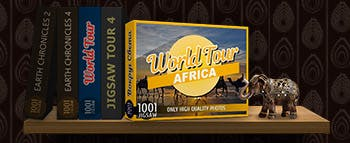 1001 Jigsaw World Tour: Africa - image