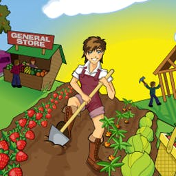 Orchard - Run the family farm in Orchard - plant, harvest, sell, build, and more! - logo
