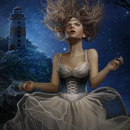 Otherworld: Omens of Summer - Dark magic threatens our world in the hidden object game Otherworld: Omens of Summer. Are you brave enough to stop it? - logo
