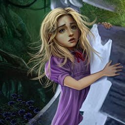 Otherworld: Spring of Shadows - Explore a magical world and save a young girl in the hidden object game Otherworld: Spring of Shadows! - logo