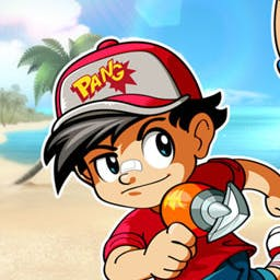 Pang Adventures - The Pang series is a beloved collection of arcade video games from the early 90s. - logo