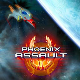 Phoenix Assault - Buckle up and get ready to have a blast! - logo