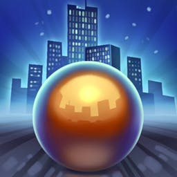 Pinball Ride - Pinball Ride is a hot and intense pinball game with fast 3D graphics and amazing sound effects. - logo