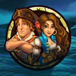 Pirate Chronicles - Play the time management game Pirate Chronicles today! - logo