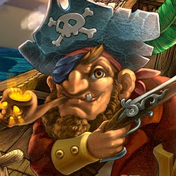 Pirate Chronicles Collector's Edition - Play the time management game Pirate Chronicles Collector's Edition now! - logo