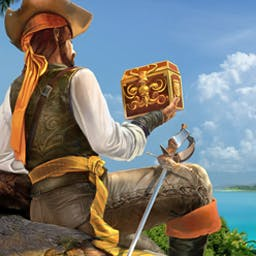Pirateville - Discover an eye-popping seek and find game with an astonishing ending. - logo