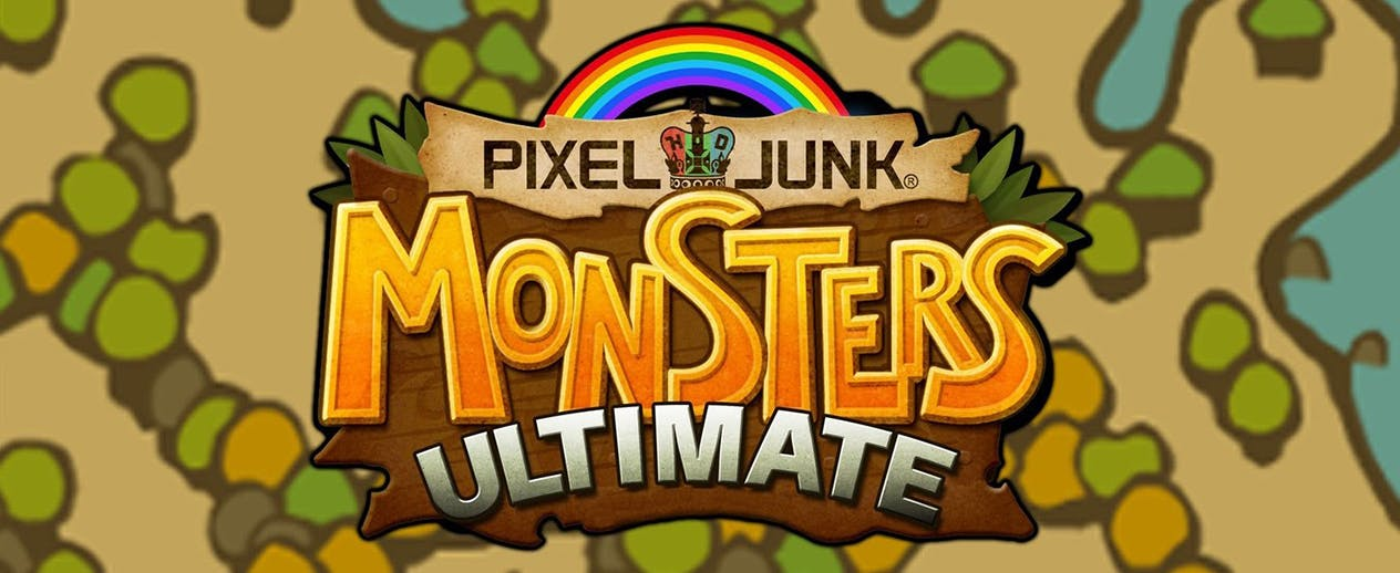 PixelJunk™ Monsters Ultimate - Play the critically acclaimed game!