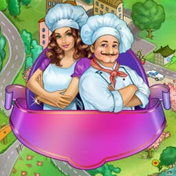 Pizza Chef 2 - Run a chain of classy pizza parlours that serve up treats in Pizza Chef 2! - logo