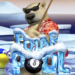 Polar Pool - Perfect your game of 8 or 9-ball, and master the power-ups of Power Pool! - logo