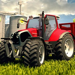 "Professional Farmer 2014 - The PC simulator ""Professional Farmer 2014"" takes the player to the countryside and gives hobby farmers full control in the comfort of their home. - logo"