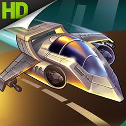 Protoxide: Death Race - Race high-speed war machines at ridiculous speeds in Protoxide: Death Race. Who knew a race to the death could be so fun? - logo