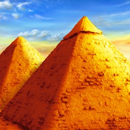 Pyramid Pays 2 Slots - * Editor's Pick * When the moon sets over the famous pyramids, the Pharaoh delivers the biggest wins ever! - logo