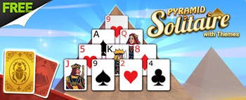Pyramid Solitaire with Themes - image