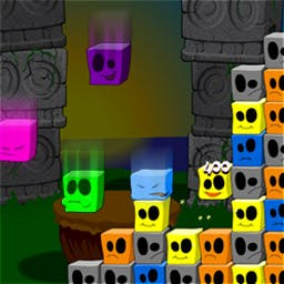 QBeez 2 - Laugh and cry as you click on colorful QBeez squares. - logo