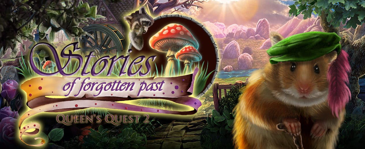 Queen's Quest 2: Stories Of Forgotten Past - Discover a network of criminals - image