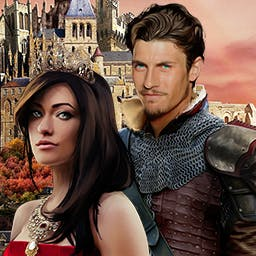 Queen's Quest: Tower of Darkness - To protect the people she loves, a princess must become a powerful queen in the hidden object game Queen's Quest: Tower of Darkness. - logo