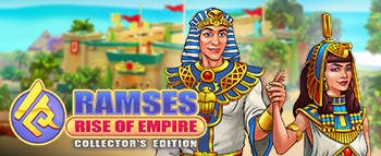 Ramses: Rise Of Empire Collector's Edition - image