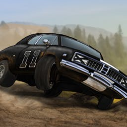 Reckless Racing HD - Roaring engines, squealing tires and amazing graphics! We know y'all want it and we guarantee that Reckless Racing for Android delivers. - logo
