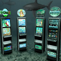 Reel Deal Slot Quest: Under The Sea - Brave the vast ocean and its many challenges in Reel Deal Slot Quest: Under The Sea!  Defeat the General's Super Carrier to win the game. - logo