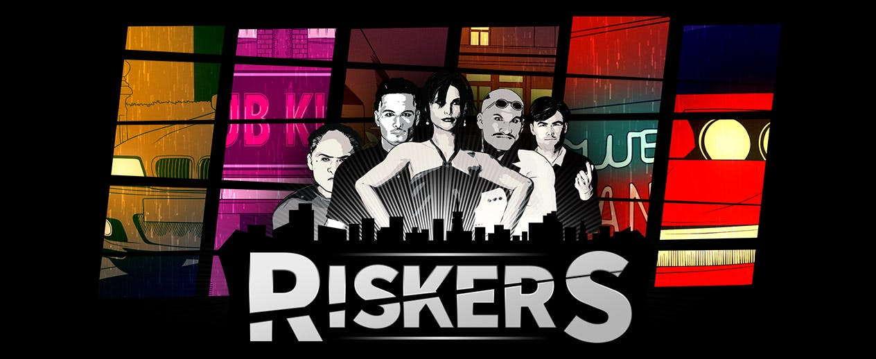 Riskers - Become the target of powerful mobsters - image