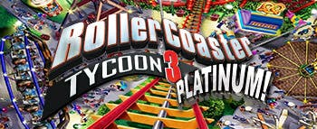 RollerCoaster Tycoon 3: Platinum - image
