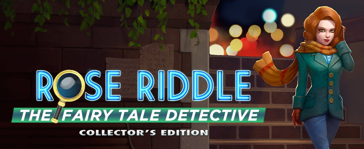 Rose Riddle: The Fairy Tale Detective Collector's Edition -  - image