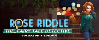 Rose Riddle: The Fairy Tale Detective Collector's Edition - image