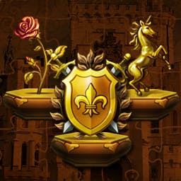 Royal Jigsaw 3 - Choose your puzzle, choose your difficulty and start earning trophies in Royal Jigsaw 3. You get 1,000 different puzzles to play! - logo