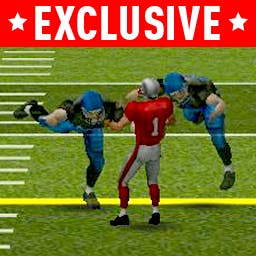 Run N Gun Football - Score as many touchdowns as possible in a 2-minute drill! - logo