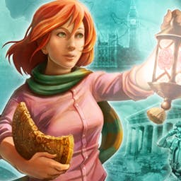 Samantha Swift and the Hidden Roses of Athena - Travel the globe with Samantha Swift to uncover the Roses of Athena! - logo