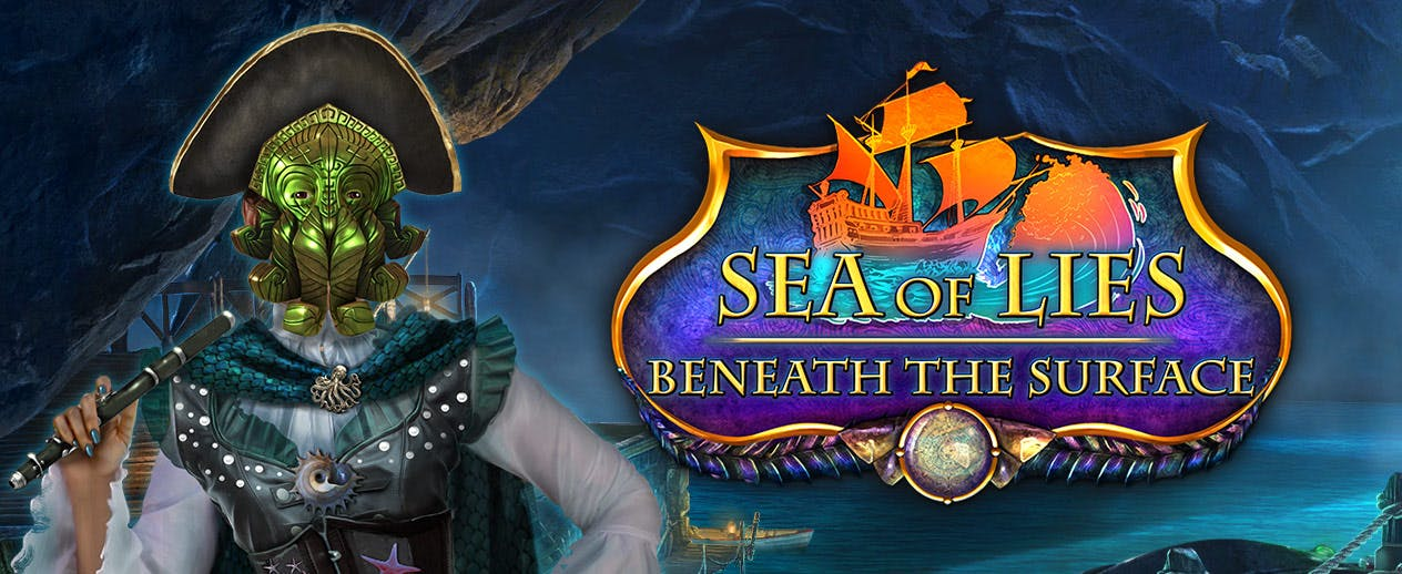 Sea of Lies: Beneath the Surface - Welcome aboard, Doctor! - image