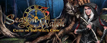 Season Match 3: Curse of the Witch Crow HD - image