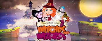Secrets of Magic 2 - Witches and Wizards - image