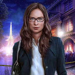 Sharpe Investigations: Death on the Seine - A celebrity chef dies and some think it's murder. Will you find the culprit? Play the hidden object game Sharpe Investigations: Death on the Seine! - logo