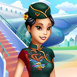 Sky Crew Collectors Edition - Become the best flight attendant the airlines have ever seen. - logo