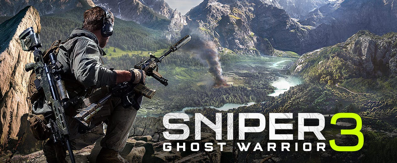 Sniper: Ghost Warrior 3 - Go behind enemy lines! - image