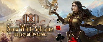 Snow White Solitaire: Legacy of Dwarves - image