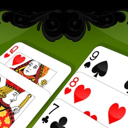Solitaire Pro - Traditional card game at its best, you'll have hours of fun when you play Solitaire Pro today! - logo