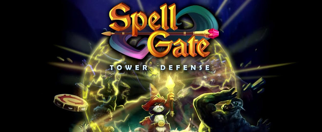 Spell Gate - Enemies at the gate! - image